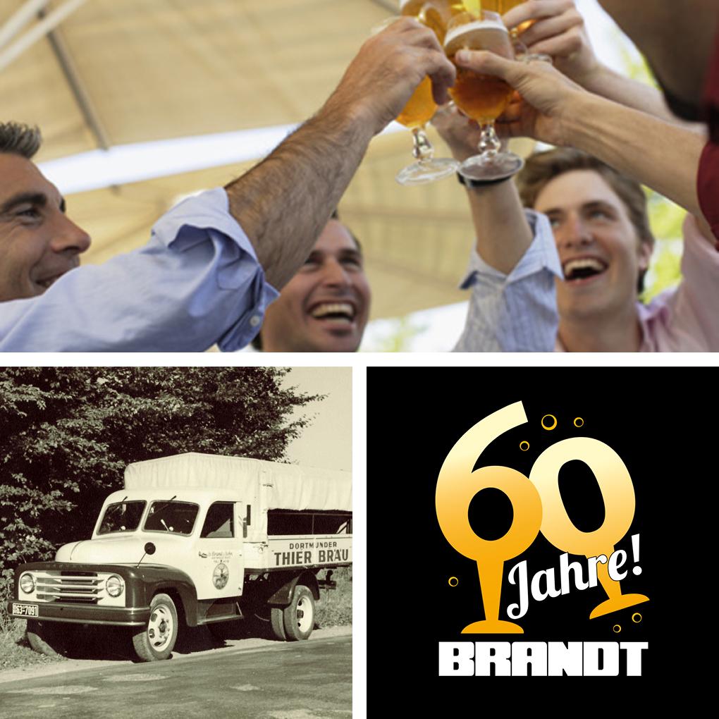 BRANDT Getränke – Qualität hat bei uns Tradition